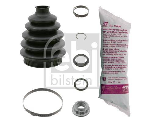 drive shaft MEYLE-ORIGINAL Quality 100 498 0028 MEYLE Bellow Set