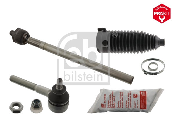 Triscan 8500 29206 Tie Rod Axle Joint