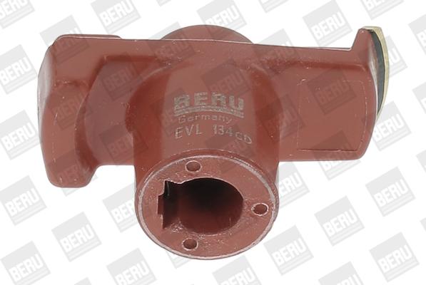BERU Rotor distributor EVL134