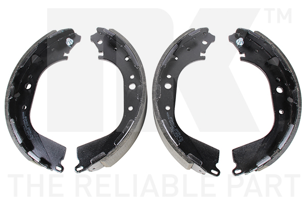 NEW MINTEX REAR BRAKE SHOE SET MFR529