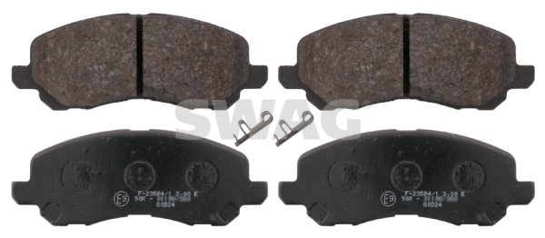 FRONT BRAKE PADS  FOR JEEP PATRIOT NP2615