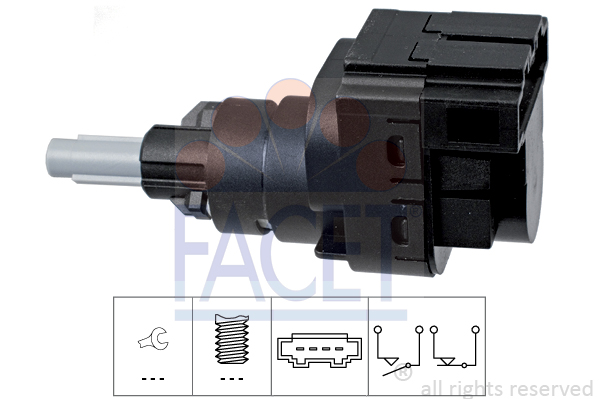 Maxgear 21-0296 Interruptor de luz de freno