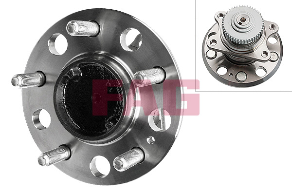 SNR R18441 Wheel Bearing Kit