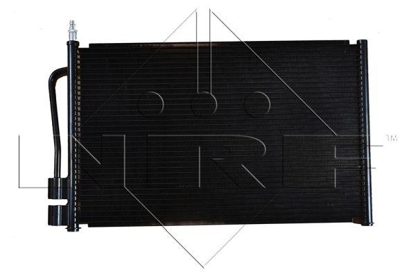 air conditioning Nissens 940097 Condenser