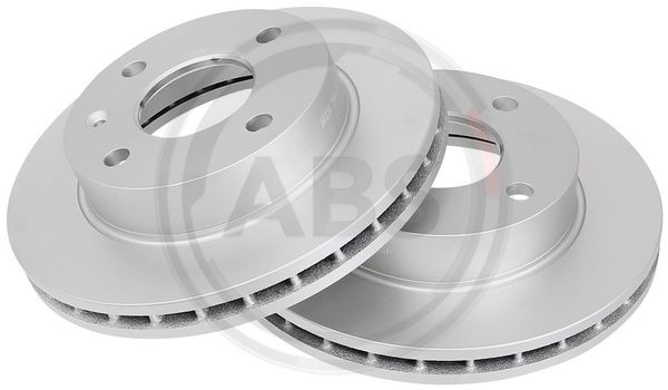 Set of 2 Brembo 09.4914.34 Front Brake Disc