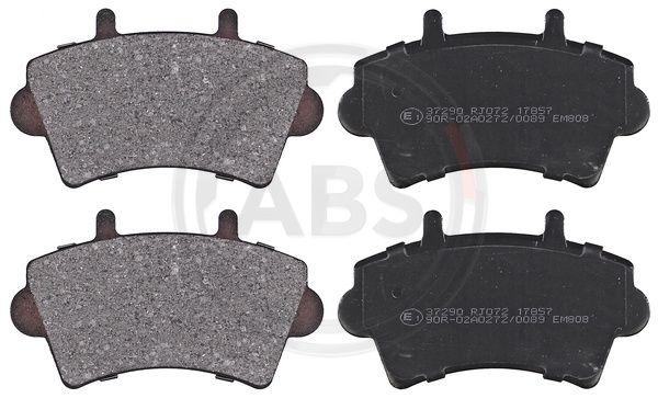 FDB1711 Set of Brake Pads Part number ADB01704 GDB1510 MDB2724