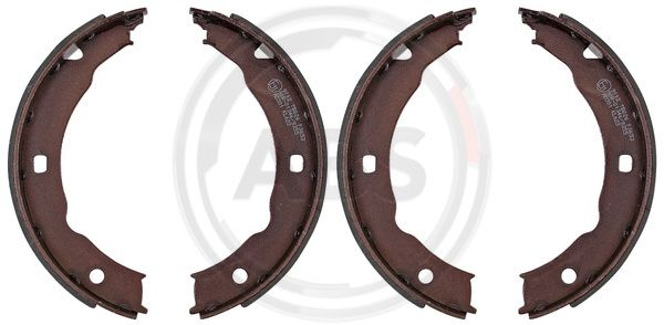 Borg /& Beck BBS6306 Brake Shoes