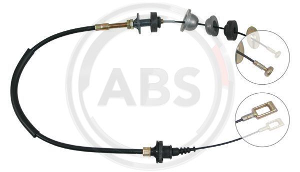 Borg and Beck BKC2041 Clutch Cable