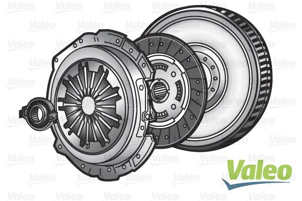 Valeo 828484 Clutch Service Kit