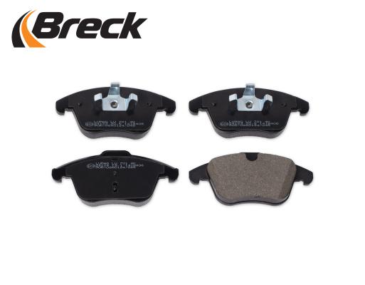 BRECK 24123 701 00 Brake Pads