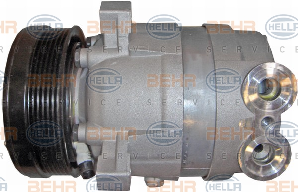 8FK 351 102-011 HELLA Compressor  air conditioning