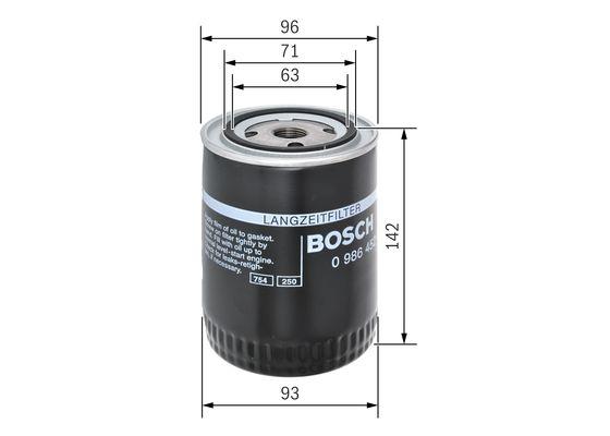 Maxgear 26-0654 filtro de aceite