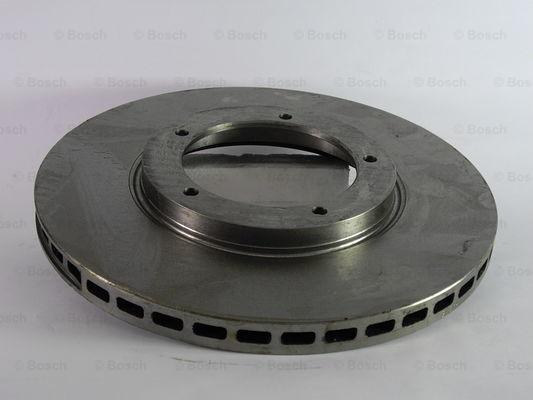 FEBI 11442 Brake Disc Front Axle