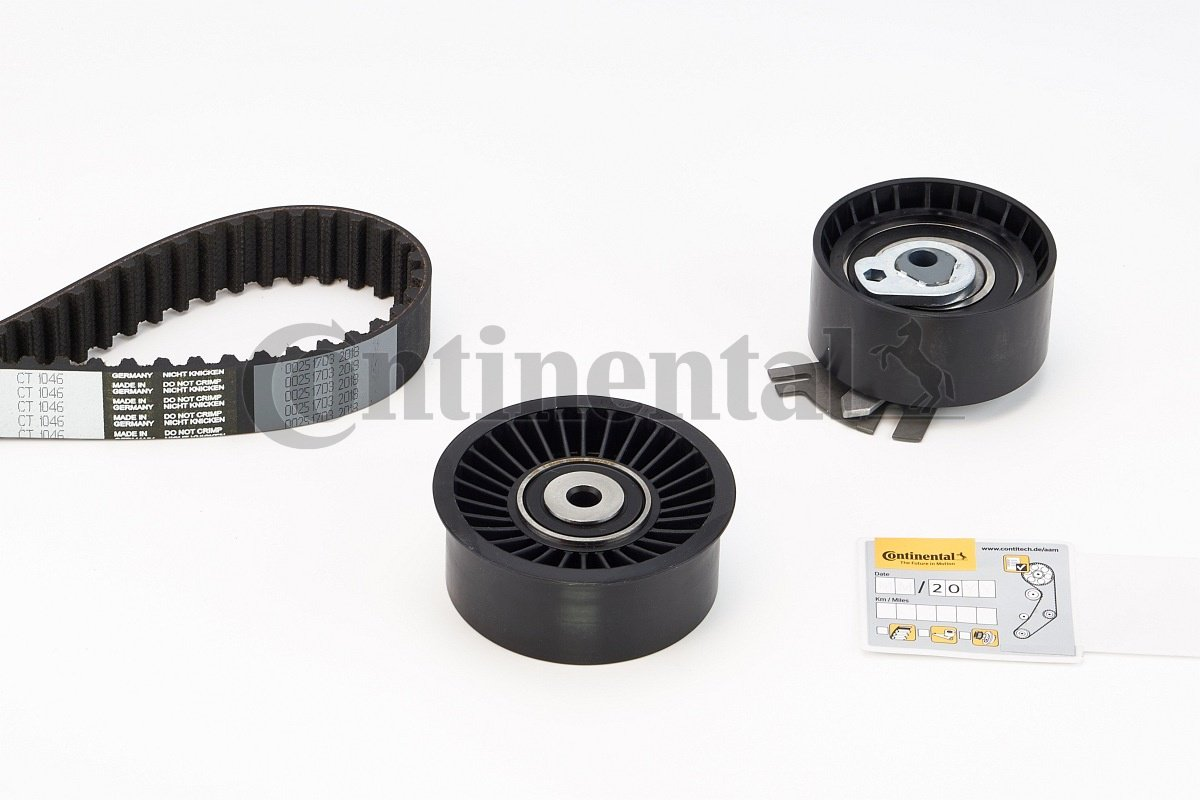 DAYCO Timing Belt Kit For RENAULT MASTER ESPACE VAUXHALL MOVANO KTB571