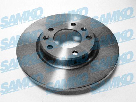Bremžu diski SAMKO C1022P