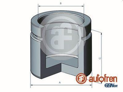 AUTOFREN SEINSA Repair Kit brake caliper D41996C