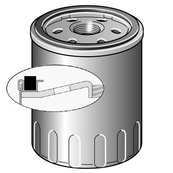 1 filtro aceite Purflux ls715 para Fiat ford peugeot renault ac General Motors