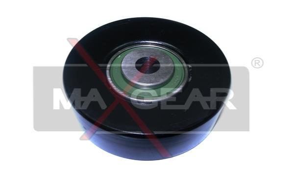 v-ribbed belt 54-0091 MAXGEAR Deflection//Guide Pulley