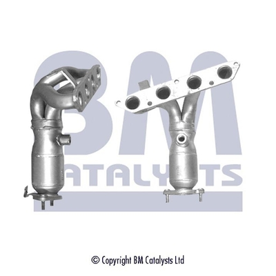 BM91108H LCK101954 CATALYTIC CONVERTER TYPE APPROVED  FOR ROVER