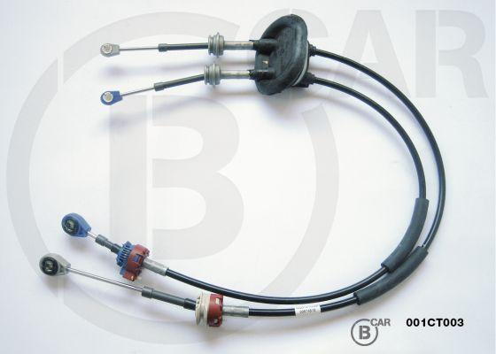 Bilde av Kabel, Girmekanisme B Car 001ct003