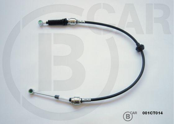 Bilde av Kabel, Girmekanisme B Car 001ct014