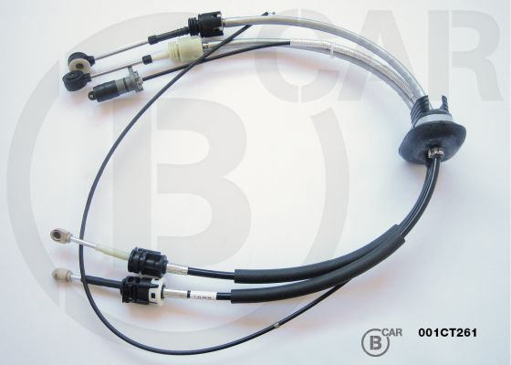 Bilde av Kabel, Girmekanisme B Car 001ct261