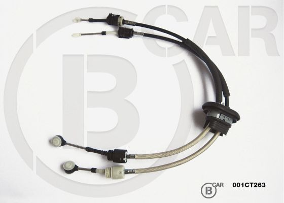 Bilde av Kabel, Girmekanisme B Car 001ct263