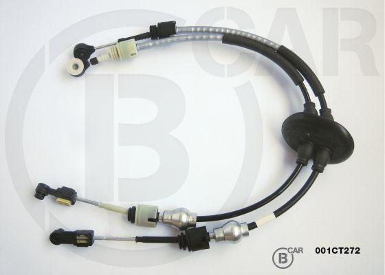 Bilde av Kabel, Girmekanisme B Car 001ct272