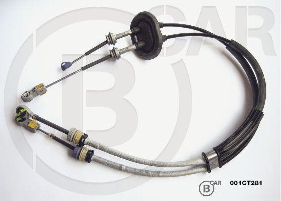 Bilde av Kabel, Girmekanisme B Car 001ct281