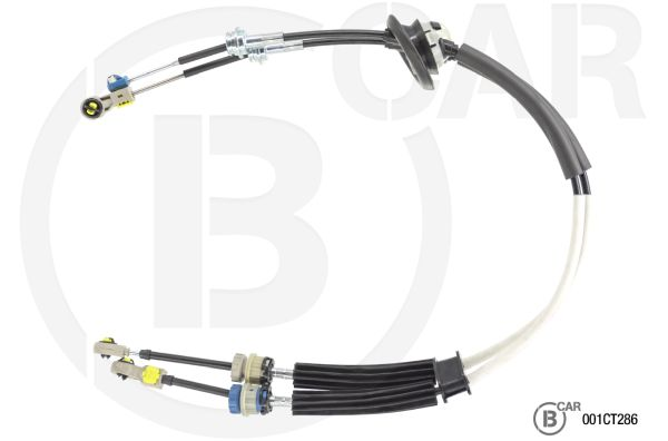 Bilde av Kabel, Girmekanisme B Car 001ct286