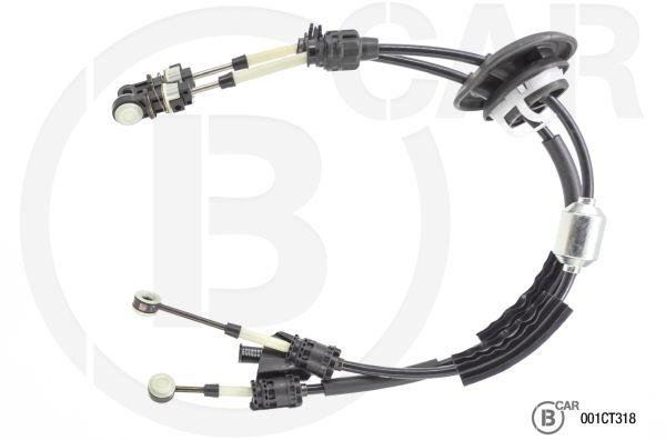 Bilde av Kabel, Girmekanisme B Car 001ct318