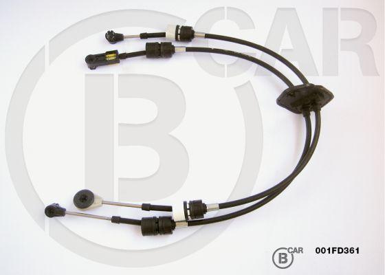 Bilde av Kabel, Girmekanisme B Car 001fd361