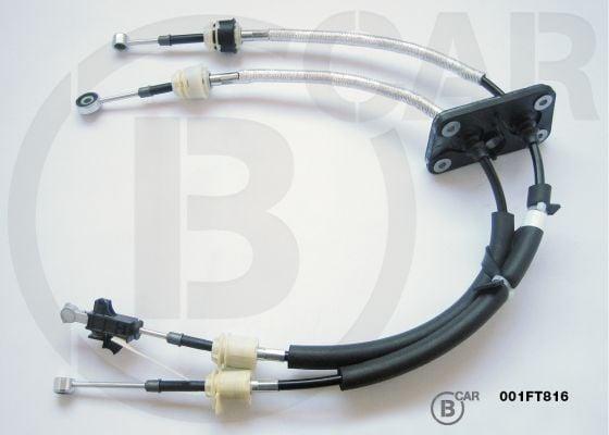 Bilde av Kabel, Girmekanisme B Car 001ft816
