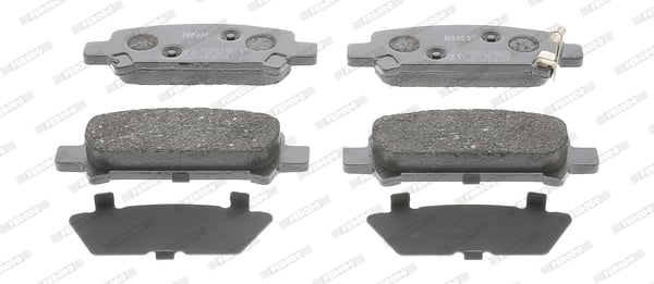 Ferodo FDB1333 Brake Pad Set disc brake set of 4