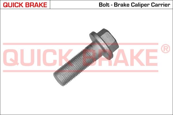 Bilde av Bolt, Bremsecaliper Quick Brake 11610