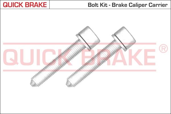 Bilde av Bolt, Bremsecaliper Quick Brake 11612k