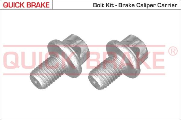 Bilde av Bolt, Bremsecaliper Quick Brake 11613k