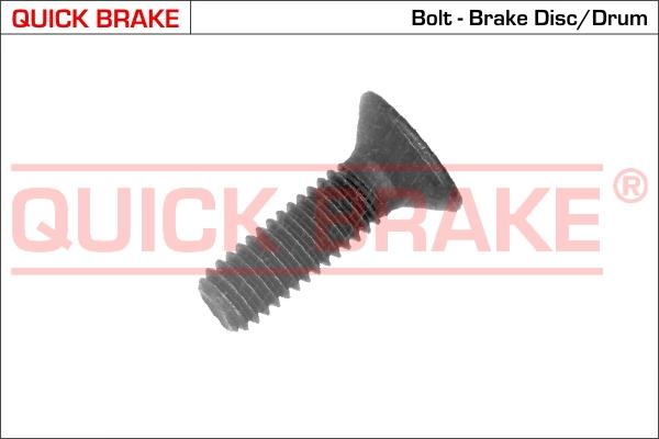 Bilde av Bolt, Bremsecaliper Quick Brake 11622