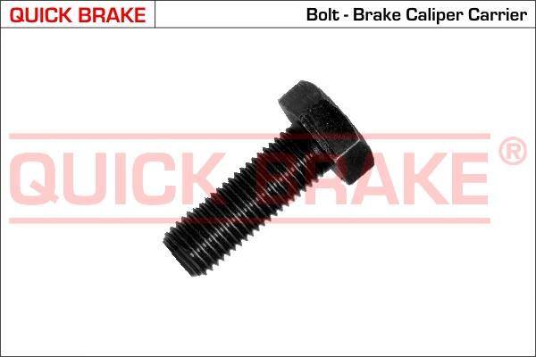 Bilde av Bolt, Bremsecaliper Quick Brake 11628