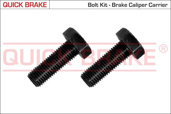 Bilde av Bolt, Bremsecaliper Quick Brake 11628k