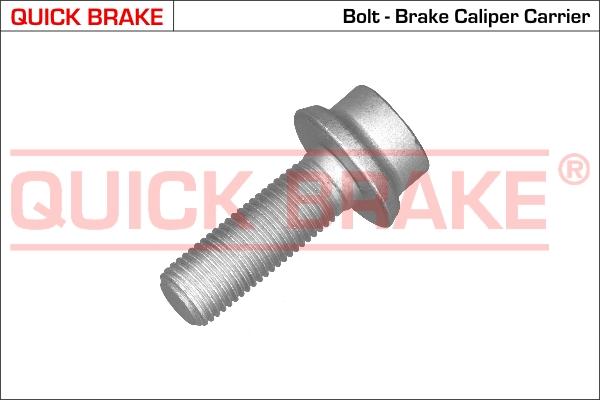 Bilde av Bolt, Bremsecaliper Quick Brake 11630