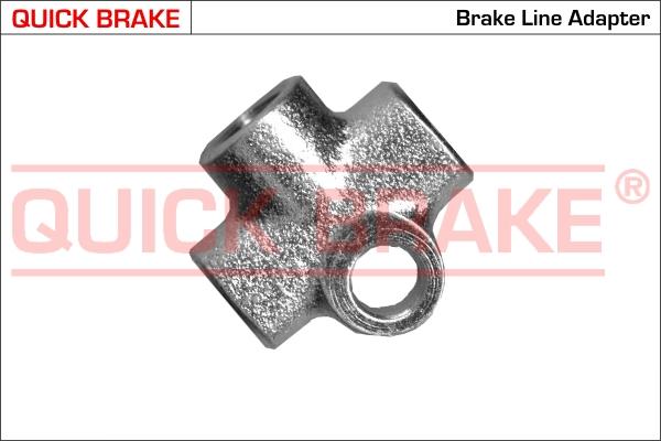 Bilde av Adapter, Bremseledning Quick Brake O3a