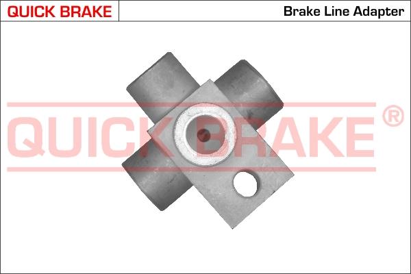 Bilde av Adapter, Bremseledning Quick Brake O4a