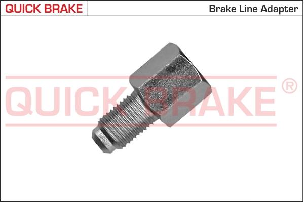 Bilde av Adapter, Bremseledning Quick Brake Oae