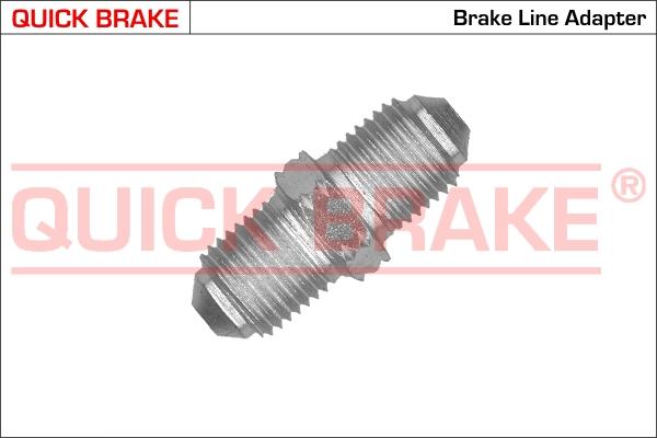 Bilde av Adapter, Bremseledning Quick Brake Oee