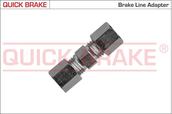 Bilde av Adapter, Bremseledning Quick Brake Stt