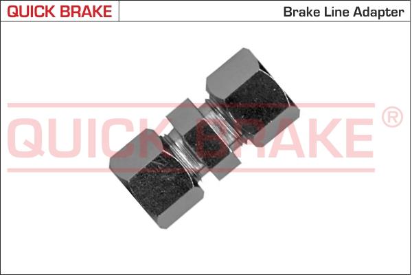 Bilde av Adapter, Bremseledning Quick Brake Stt6.0