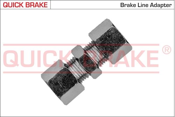 Bilde av Adapter, Bremseledning Quick Brake Stt8.0