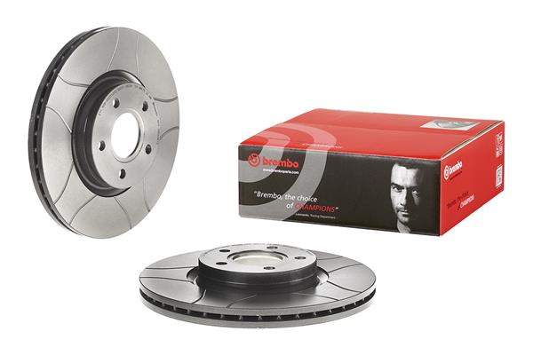 BREMBO 09.9468.1X Brake Disc Rotors