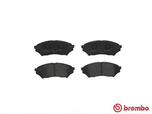 disc brake P 54 028 BREMBO Brake Pad Set